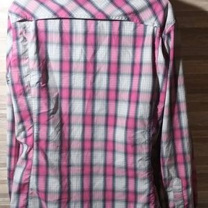 The North Face Tops - The North Face Flannel Vapor Wick long sleeve